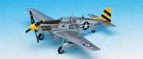 Kitsworld Academy P-51C Mustang Academy Hobby Model Kits - Aircraft 1/72nd Scale