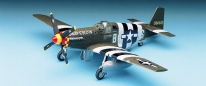 Kitsworld Academy P-51B Mustang Academy Hobby Model Kits - Aircraft 1/72nd Scale