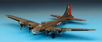 Kitsworld Academy B-17F Flying Fortress 'Fort Alamo' Academy Hobby Model Kits - Aircraft 1/72nd Scale