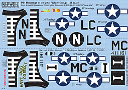 Kitsworld Kitsworld 1/48 Scale Decal Sheet KW148060~